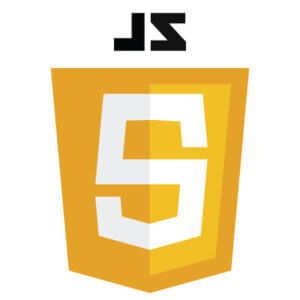 JavaScript logo kodesprog