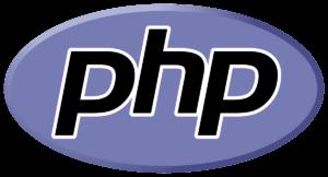 PHP logo kodesprog