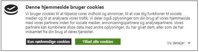 Hvad er cookies? Cookiepolitik