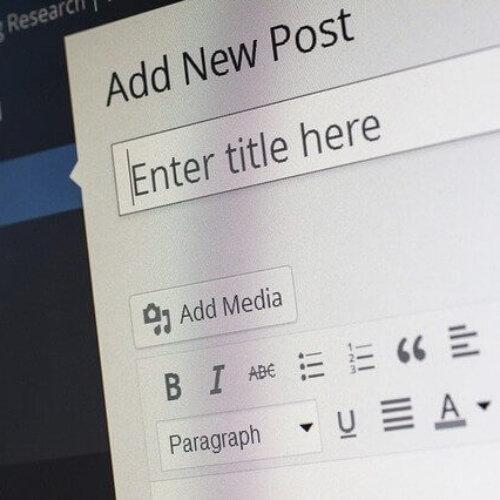 Hvordan starter man sin egen blog?