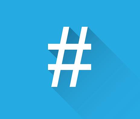Hvad er et hashtag?
